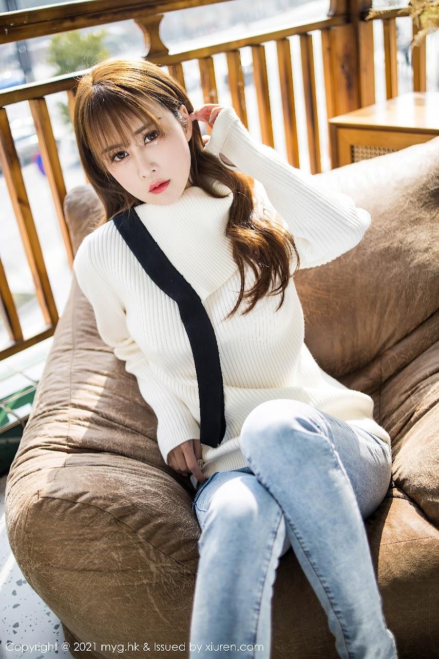 [MyGirl] 2021-02-04 Vol.487 Xiaodouer